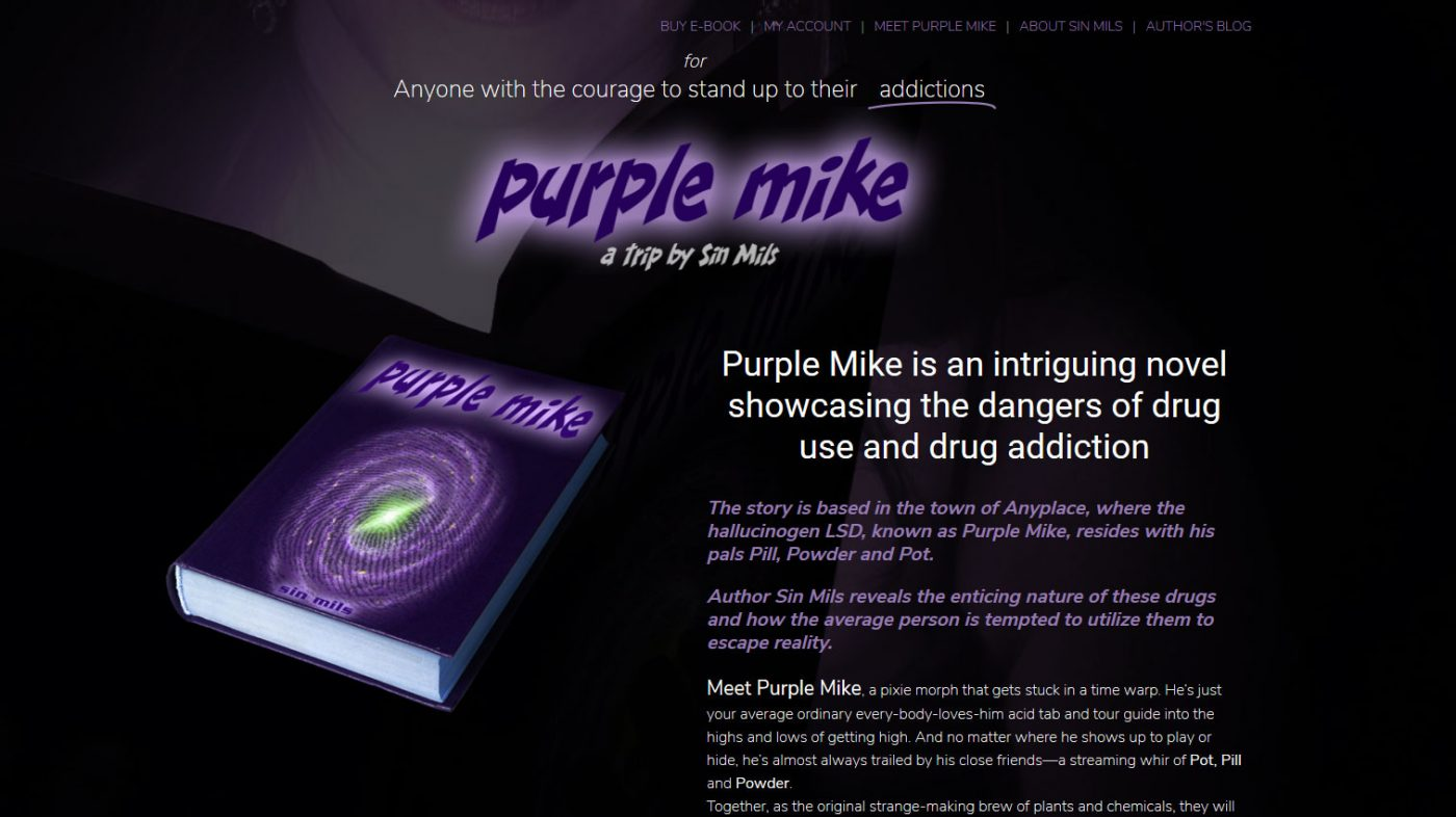 Purple Mike